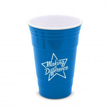 Making a Difference 16oz Gameday Tailgate Cup