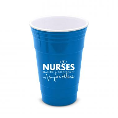 Nurses Making a Difference 16oz Gameday Tailgate Cup