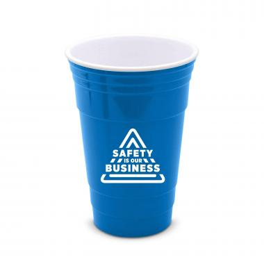 Safety is Our Business 16oz Gameday Tailgate Cup