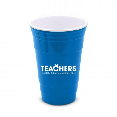 Teachers Build Futures 16oz Gameday Tailgate Cup