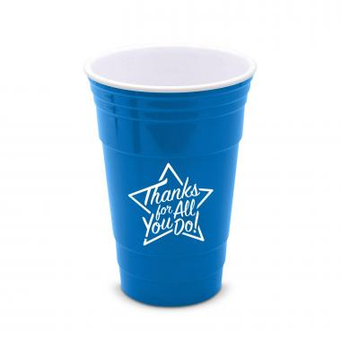 Thanks for All You Do 16oz Gameday Tailgate Cup