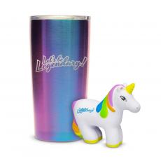 Drinkware - Let's Be Legendary Unicorn Joe Gift Set