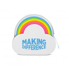 Making a Difference - Making a Difference Rainbow Sticky Note Tape