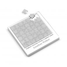 Personalized Gifts - Personalized Magnetic Puzzle & Coaster