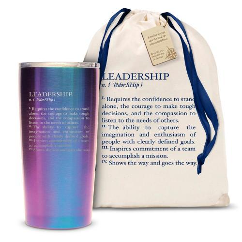 The Joe - Leadership Definition 20oz. Stainless Steel Tumbler