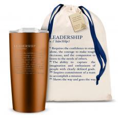 Yeti & Joe Tumblers - The Joe - Leadership Definition 20oz. Stainless Steel Tumbler