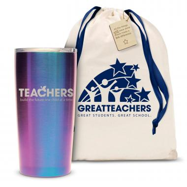 The Joe - Teachers Building Futures 20oz. Stainless Steel Tumbler