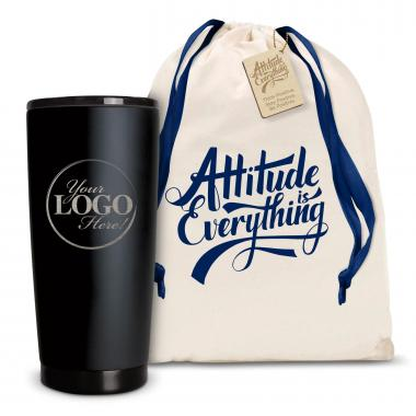 The Matte Joe - Custom 20oz. Stainless Steel Tumbler