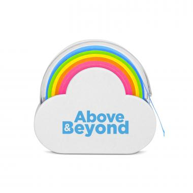 Above & Beyond Rainbow Sticky Note Tape