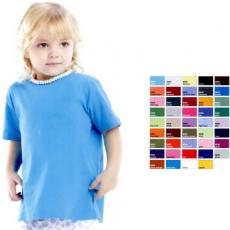 Baby Items - Infant size fine jersey t-shirt, blank