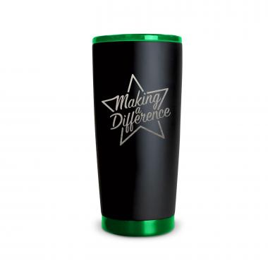 The Matte Joe - Years of Service 20oz. Stainless Steel Tumbler