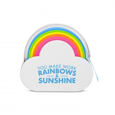 Rainbows and Sunshine Rainbow Sticky Note Tape