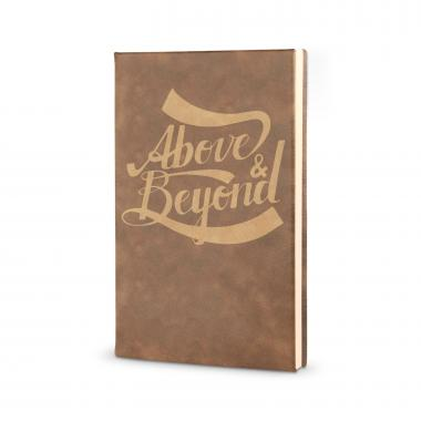 Above & Beyond - Vegan Leather Journal