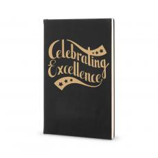 Excellence Themes - Celebrating Excellence - Vegan Leather Journal