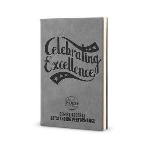 Celebrating Excellence - Vegan Leather Journal