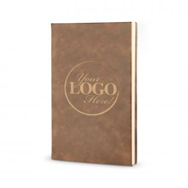 Custom Logo Vegan Leather Journal