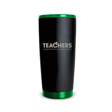 The Matte Joe - Teacher Build Futures 20oz. Stainless Steel Tumbler