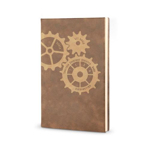 TEAM Gears - Vegan Leather Journal