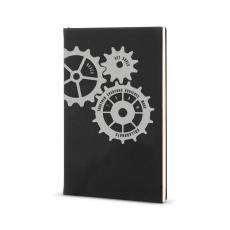 Team Themes - TEAM Gears - Vegan Leather Journal