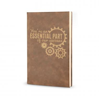 You're an Essential Part - Vegan Leather Journal