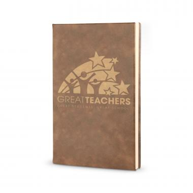 Great Teachers - Vegan Leather Journal