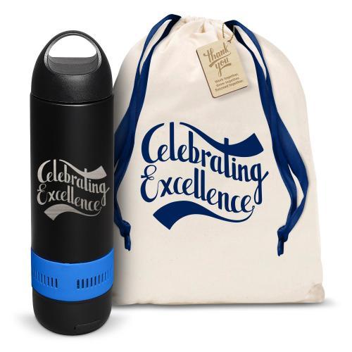 Celebrating Excellence Bluetooth Speaker Bottle