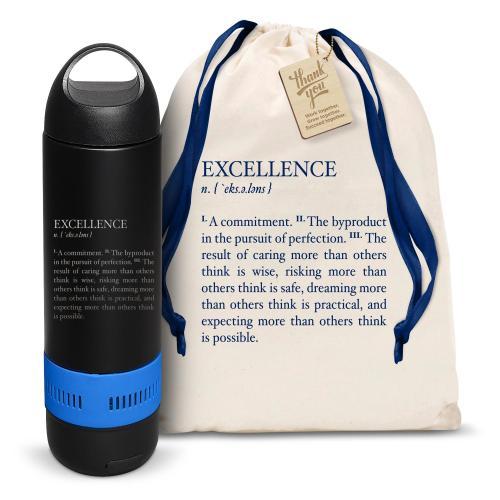 Excellence Definition Bluetooth Speaker Bottle