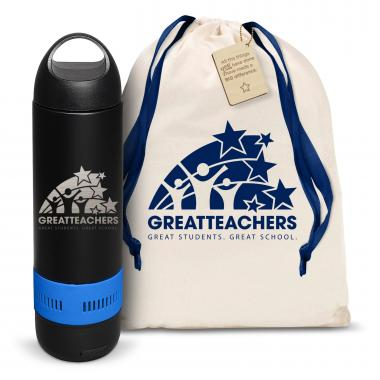 Great Teachers Bluetooth Speaker Bottle