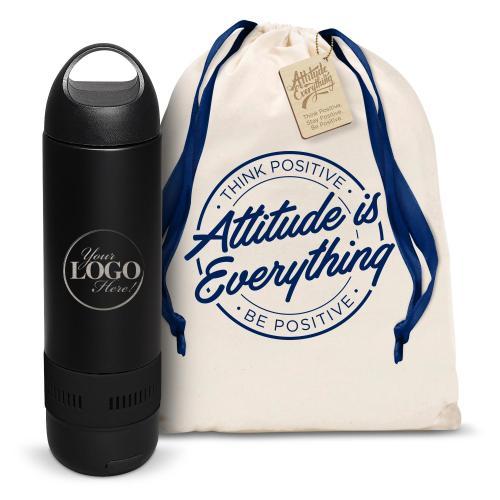 Custom Bluetooth Speaker Bottle