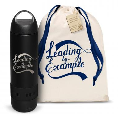 Leading by Example Bluetooth Speaker Bottle