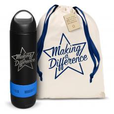 Speakers - Making a Difference Star Bluetooth Speaker Bottle