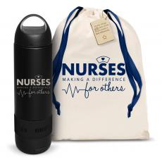 Water Bottles - Nurses Making a Difference Bluetooth Speaker Bottle
