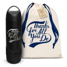 Speakers - Thanks for All You Do Bluetooth Speaker Bottle