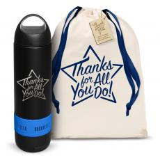 Thanks for All You Do Star Bluetooth Speaker Bottle