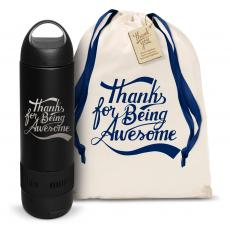 Technology Accessories - Thanks for Being Awesome Bluetooth Speaker Bottle