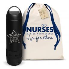 Tech Accessories - Thanks Nurse Star Bluetooth Speaker Bottle