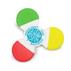 Highlighter Fidget Spinner