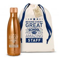 Swells & Swigs - Behind Every Great School 17oz Shimmer Swig