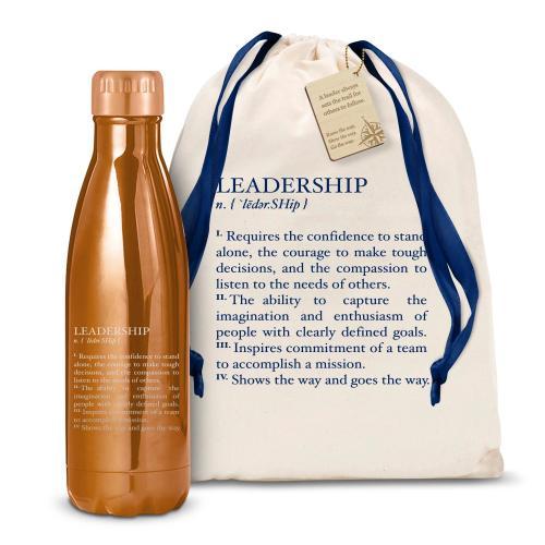 Leadership Definition 17oz Shimmer Swig