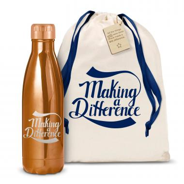 Making a Difference 17oz Shimmer Swig