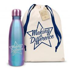 Swells & Swigs - Making a Difference Star 17oz Shimmer Swig