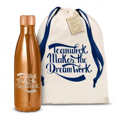 Teamwork Dream Work 17oz Shimmer Swig