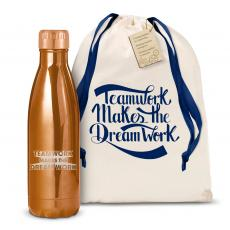Swells & Swigs - Teamwork Dream Work 3D 17oz Shimmer Swig