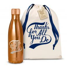 Swells & Swigs - Thanks for All You Do 17oz Shimmer Swig
