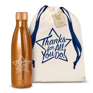 Thanks for All You Do Star 17oz Shimmer Swig