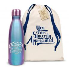 Swells & Swigs - Thanks for Caring 17oz Shimmer Swig