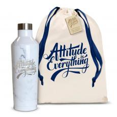 Canteens - Attitude is Everything 16oz. Stainless Steel Canteen