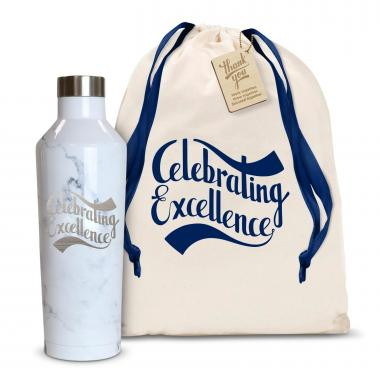 Celebrating Excellence 16oz. Stainless Steel Canteen