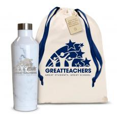 Canteens - Great Teachers 16oz. Stainless Steel Canteen