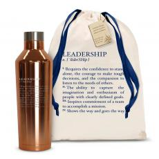 Canteens - Leadership Definition 16oz. Stainless Steel Canteen